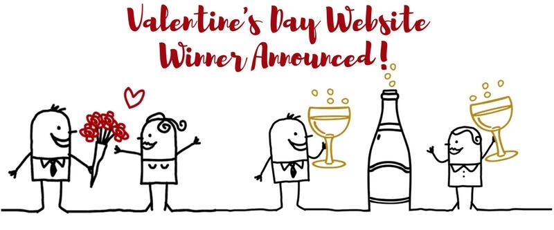 Valentines Day Winner