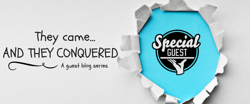 Guest bloggers series