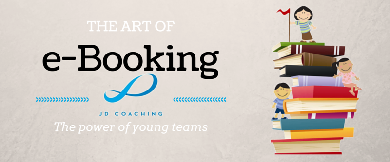 The art of e-booking blog