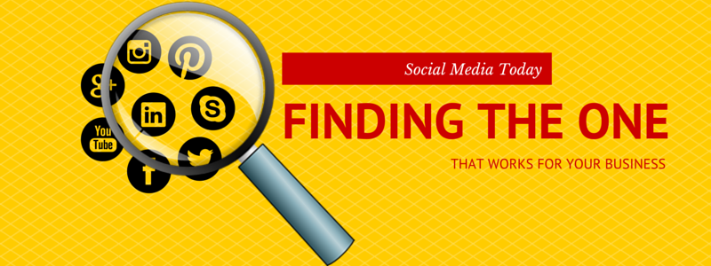 Finding social media channels that work