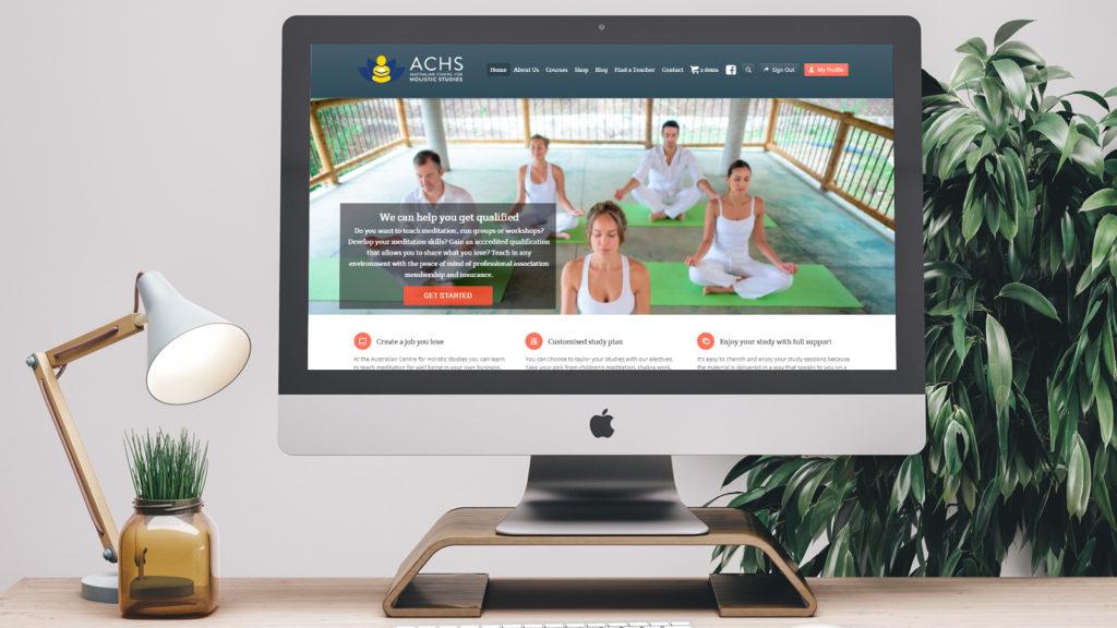Australian Centre for Holistic Studies Desktop