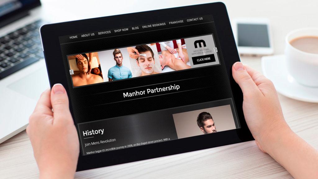 Manhor Tablet