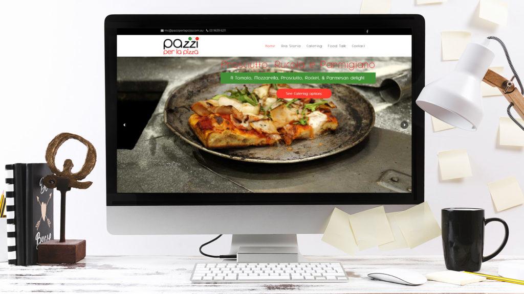 Pazzi Per La Pizza Desktop