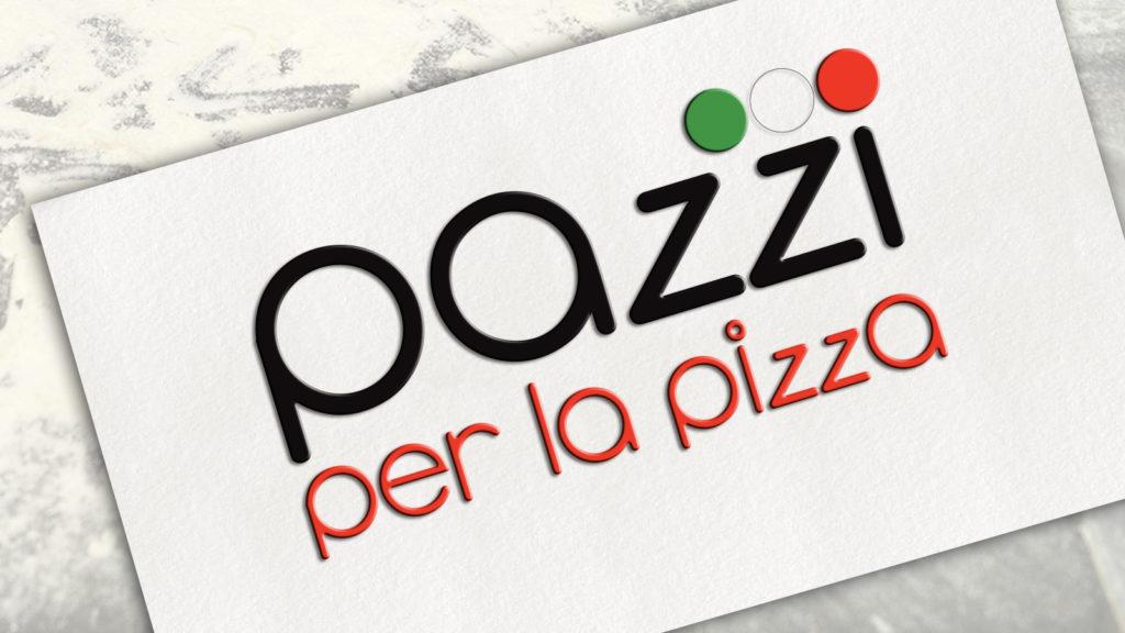 Pazzi Per La Pizza Branding