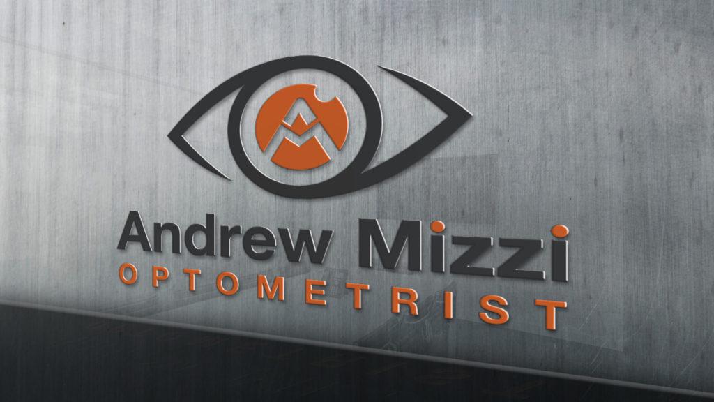 Andrew Mizzi Optometrist Branding