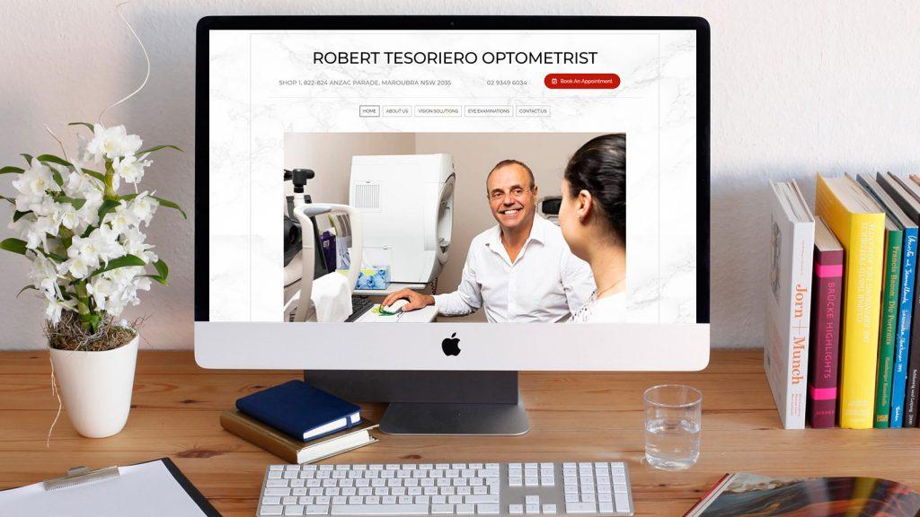 Robert Tesoriero Desktop